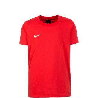 Nike Club19 TM Funktionsshirt Kinder rot / weiß