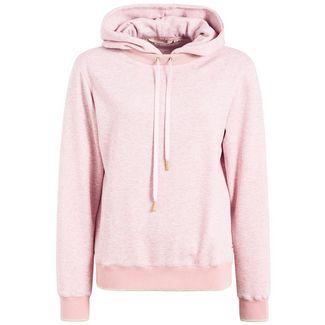 Khujo KANEETA Sweatshirt Damen rosa meliert