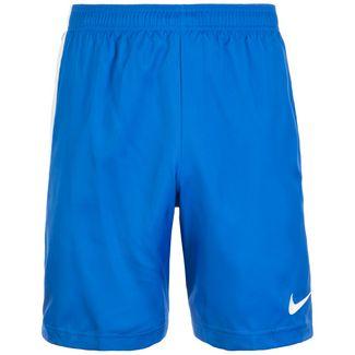 Nike Venom Woven II Herren Fußballshorts Herren blau / weiß