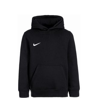 Nike Club19 Fleece TM Hoodie Kinder schwarz / weiß