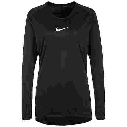 Nike Dry Park First Herren Funktionsshirt Herren schwarz / weiß