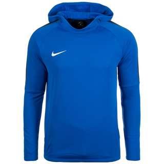 Nike Dry Academy 18 Hoodie Herren blau / weiß