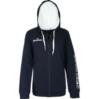 Spalding Team II 4Her Trainingsjacke Damen dunkelblau / weiß