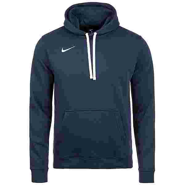 Nike Club19 Fleece TM Hoodie Herren dunkelblau / weiß
