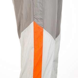 Unfair Athletics Light Carbon Windrunner Trainingshose Herren grau / orange