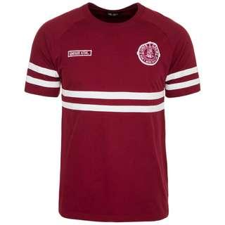Unfair Athletics DMWU T-Shirt Herren weinrot / weiß