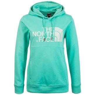 The North Face Drew Hoodie Damen grün / weiß