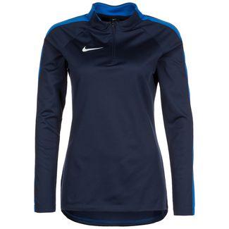 Nike Dry Academy 18 Drill Funktionsshirt Damen dunkelblau / blau