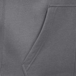 Nike Full Zip FLC Club19 Trainingsjacke Herren grau / weiß