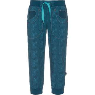 E9 REMIX Kletterhose Damen deep blue