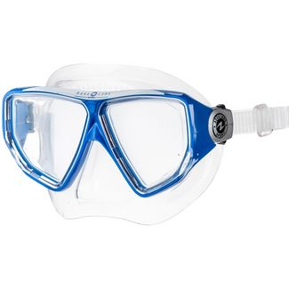 AQUA LUNG Oyster Taucherbrille blue