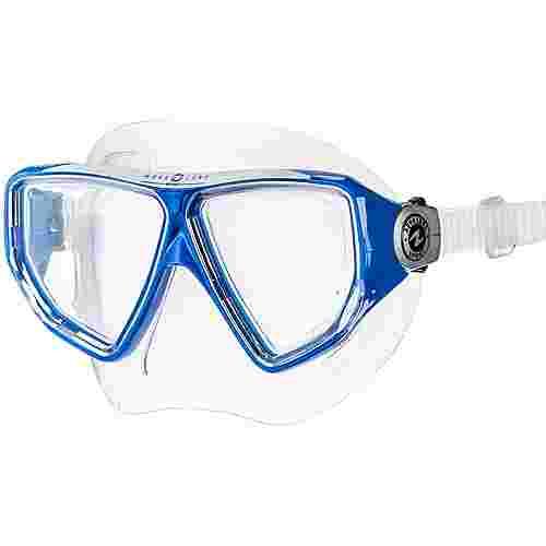 AQUA LUNG Oyster Taucherbrille blue