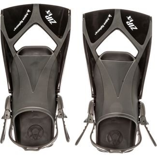 phelps ZIP VX FIN Flossen black grey