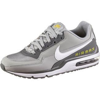 Nike Air Max LTD3 Sneaker Herren light smoke grey-white-smoke grey