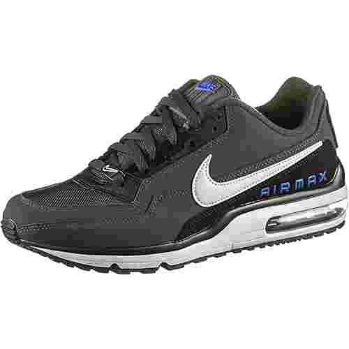 Nike Air Max LTD3 Sneaker Herren black-light smoke grey-dark smoke grey