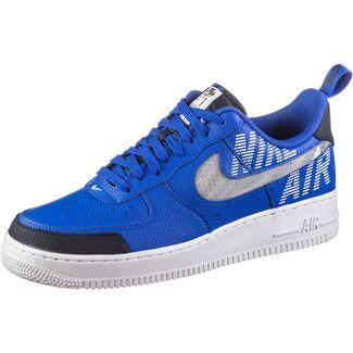 Nike Air Force 1 ´07 LV8 Sneaker Herren racer blue-obsidian-white-black