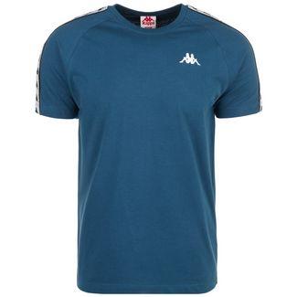 KAPPA Authentic Finley T-Shirt Herren petrol