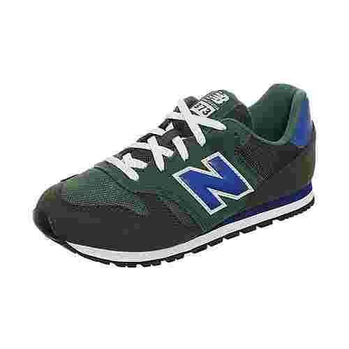 NEW BALANCE YC373-M Sneaker Kinder grün