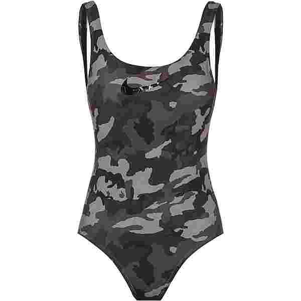 Nike Schwimmanzug Damen black