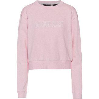Calvin Klein Utility Strong Sweatshirt Damen pink nectar heather
