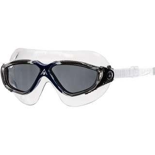 Aquasphere Vista Schwimmbrille dark lens-clear dark grey blue
