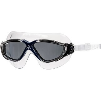 Aqua Sphere Vista Schwimmbrille dark lens;clear dark grey blue