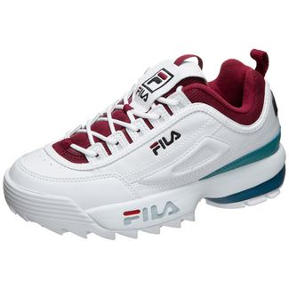 FILA Heritage Disruptor CB Sneaker Damen weiß / grün