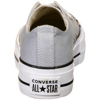 CONVERSE Chuck Taylor All Star Lift OX Sneaker Damen hellgrau