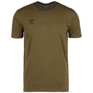 hummel hmlMOVE Classic T-Shirt Herren grün
