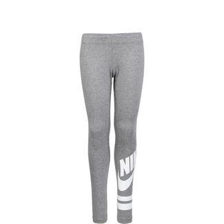 Nike Favorite GX3 Leggings Kinder grau / weiß
