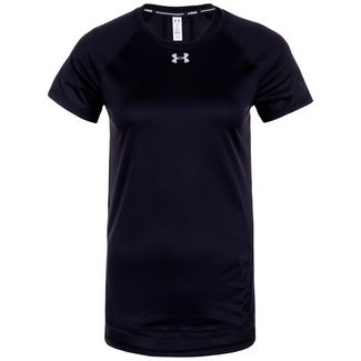 Under Armour Qualifier Funktionsshirt Damen orange