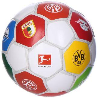 Derbystar Bundesliga Clublogo Pro Fußball Herren weiß / bunt