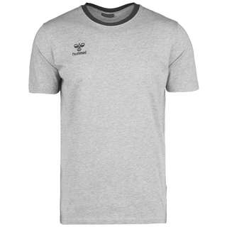 hummel hmlMOVE Classic T-Shirt Herren grau
