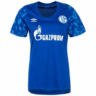 UMBRO FC Schalke 04 19/20 Heim Fußballtrikot Damen blau / weiß