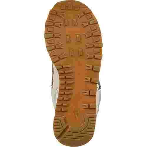 NEW BALANCE WL574-B Sneaker Damen beige