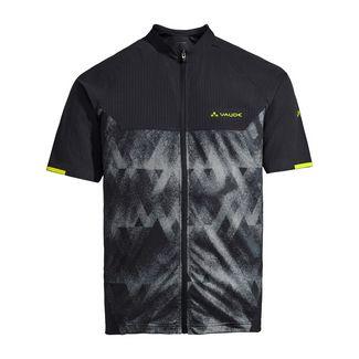 VAUDE Men's Virt Shirt Fahrradtrikot Herren black