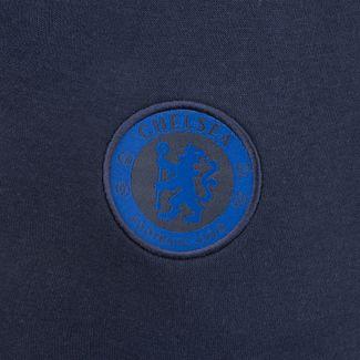 Nike FC Chelsea Fleece Sweathose Herren dunkelblau / weiß