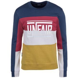 Unfair Athletics No Limit Crewneck Colour Mix Sweatshirt Herren bunt