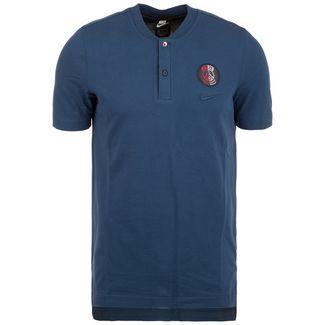 Nike Paris St.-Germain Modern Authentic Poloshirt Herren dunkelblau