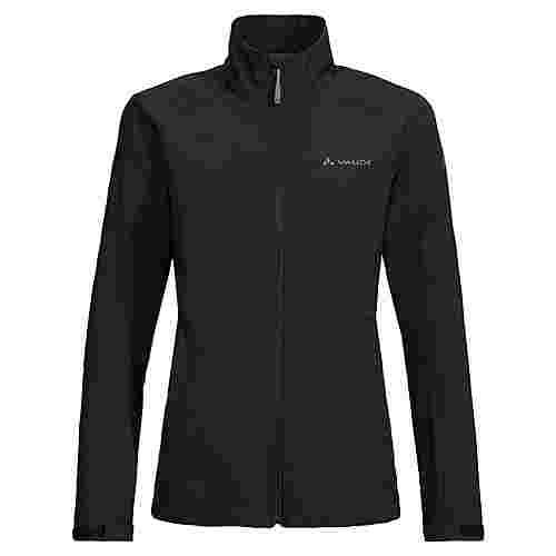 VAUDE Women's Hurricane Jacket IV Outdoorjacke Damen black
