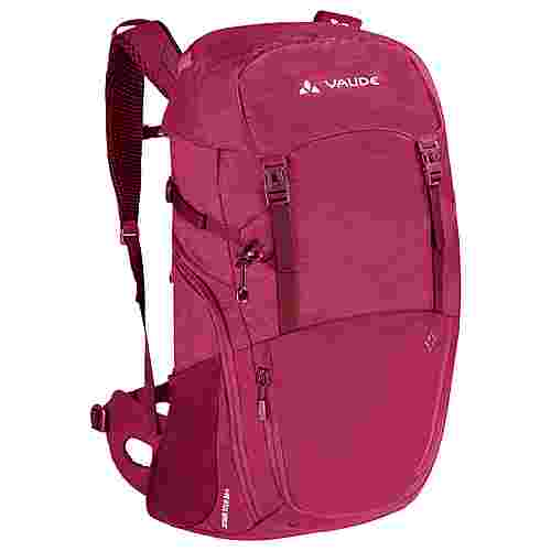 VAUDE Women's Skomer Tour 36+ Trekkingrucksack Damen crimson red