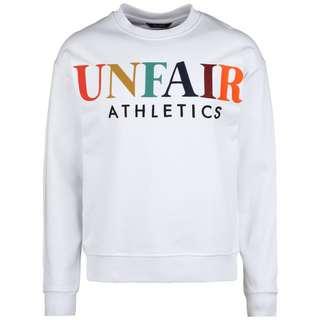 Unfair Athletics All Colours Sweatshirt Herren weiß / bunt