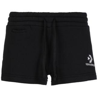 CONVERSE Star Chevron EMB Shorts Damen hellgrau