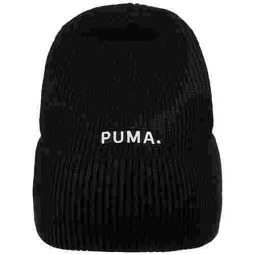 PUMA Hybrid Fit Trend Beanie Damen schwarz