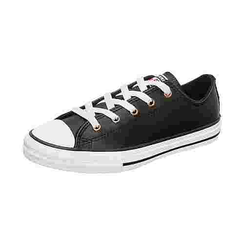 CONVERSE Chuck Taylor All Star Misson Warmth Sneaker Kinder schwarz