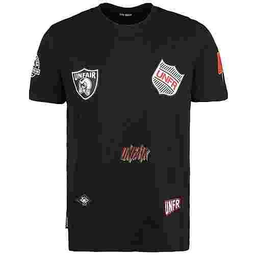 Unfair Athletics Multiple T-Shirt Herren schwarz / bunt
