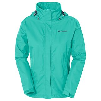 VAUDE Women's Escape Light Jacket Wanderjacke Damen peacock