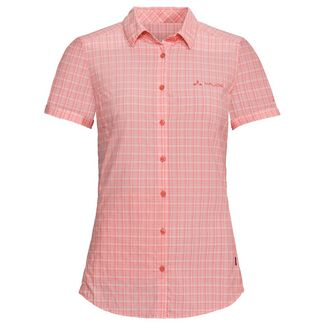 VAUDE Women's Seiland Shirt II Funktionsbluse Damen pink canary