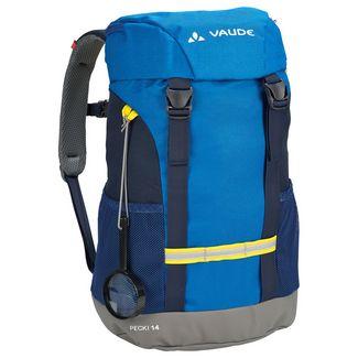 VAUDE Rucksack Pecki 14 Daypack blue