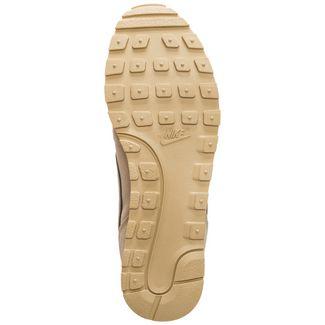 Nike MD Runner 2 Suede Sneaker Herren gold / schwarz